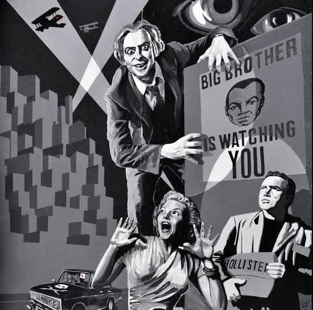 Gran Hermano George Orwell