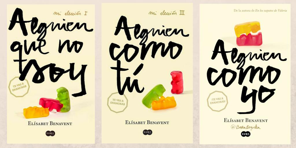 Trilogia mi elección - Elísabet Benavent