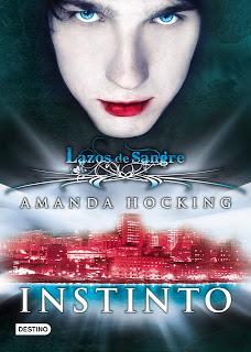instinto Amanda Hocking